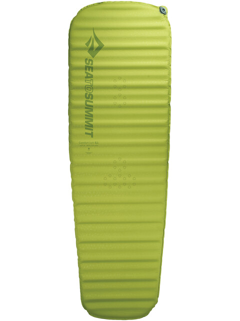 Sea to Summit Comfort Light S.I. Slaapmat Large groen